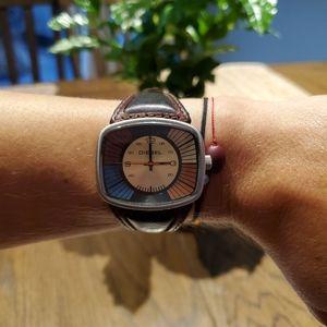 RARE Diesel DZ-3024 Watch
